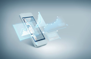 Online retailing real estate