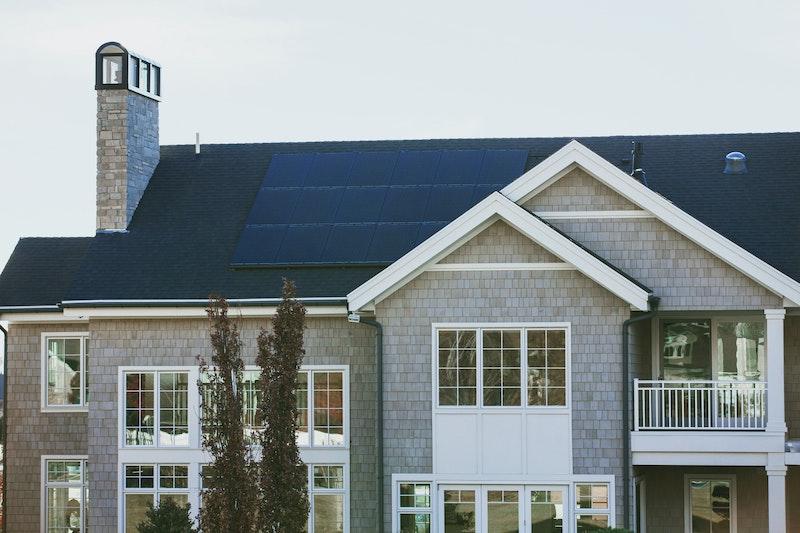 solar panels and closing escrow
